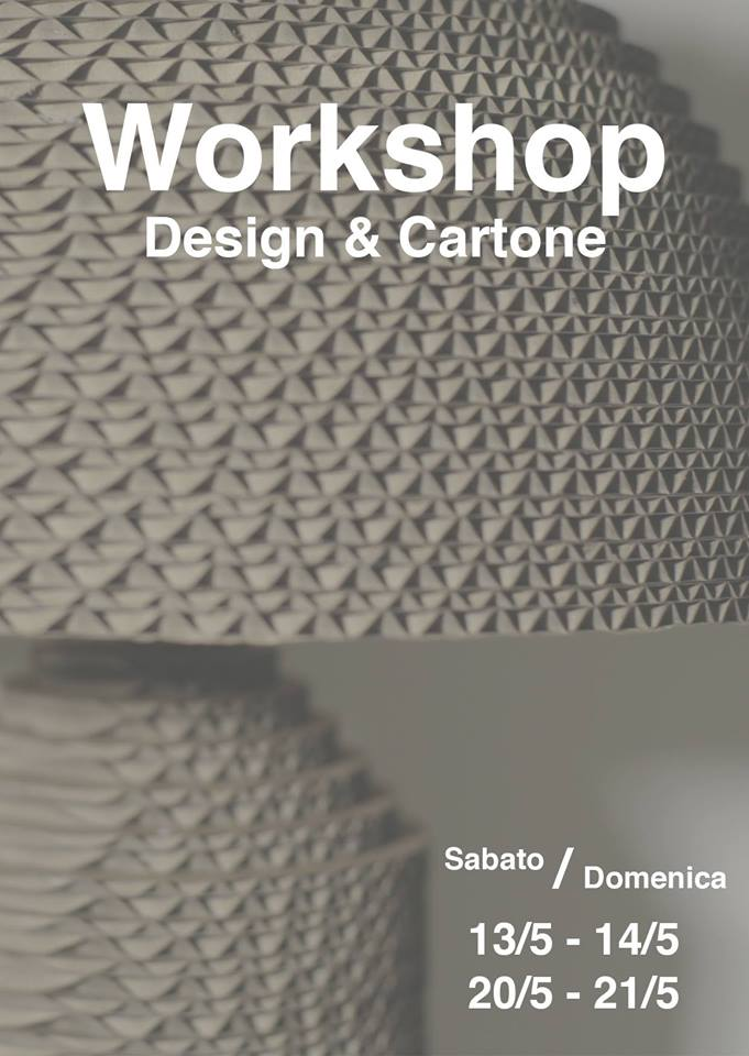 WORKSHOP DESIGN E CARTONE