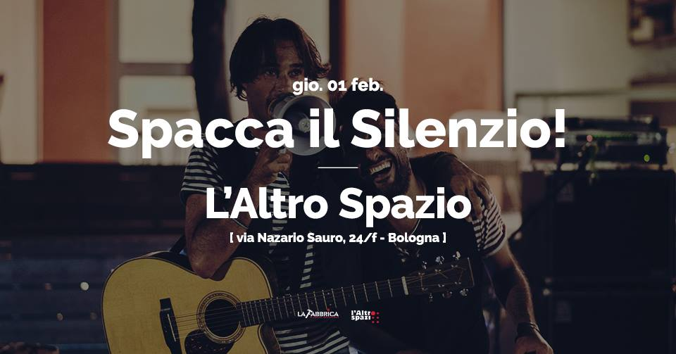 spaccailsilenzio in concerto