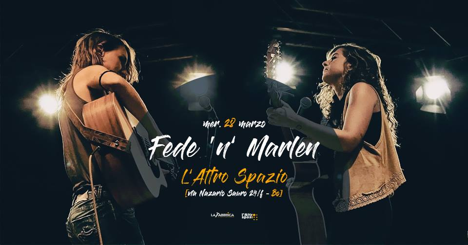 fede n marlen in concerto a bologna